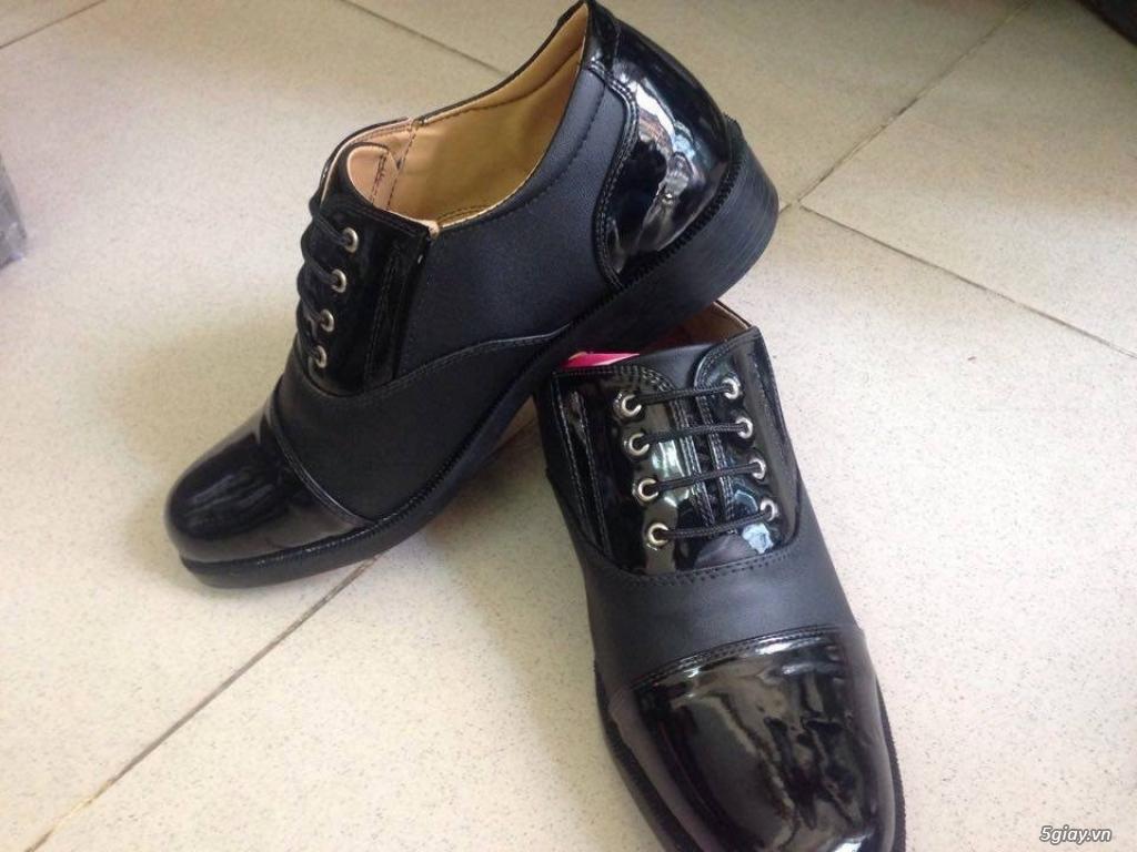 Đại lý chuyên phân phối sỉ, lẻ giày tây nam, giá tại xưởng đồng giá 180,000 tất cả các mẫu - 9