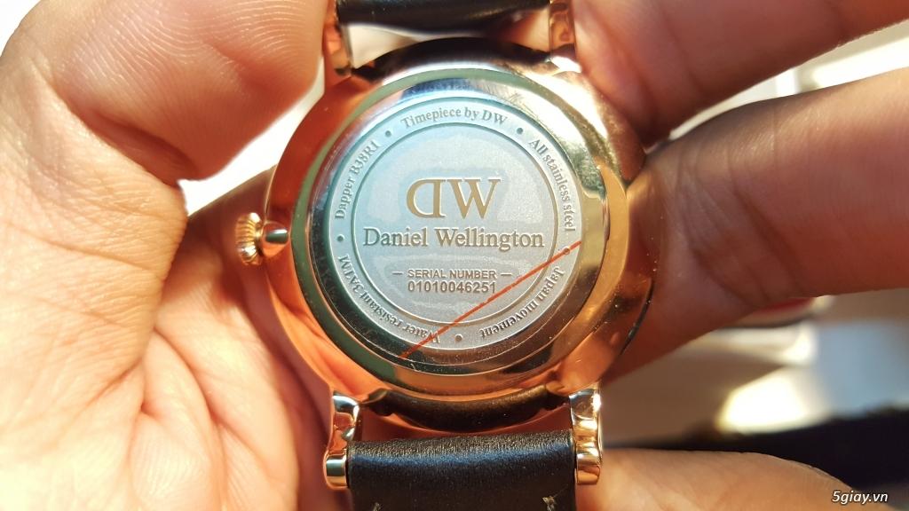 Bán đồng hồ Daniel Wellington 100% (hàng chính hãng) - 2