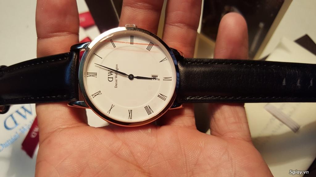 Bán đồng hồ Daniel Wellington 100% (hàng chính hãng) - 4