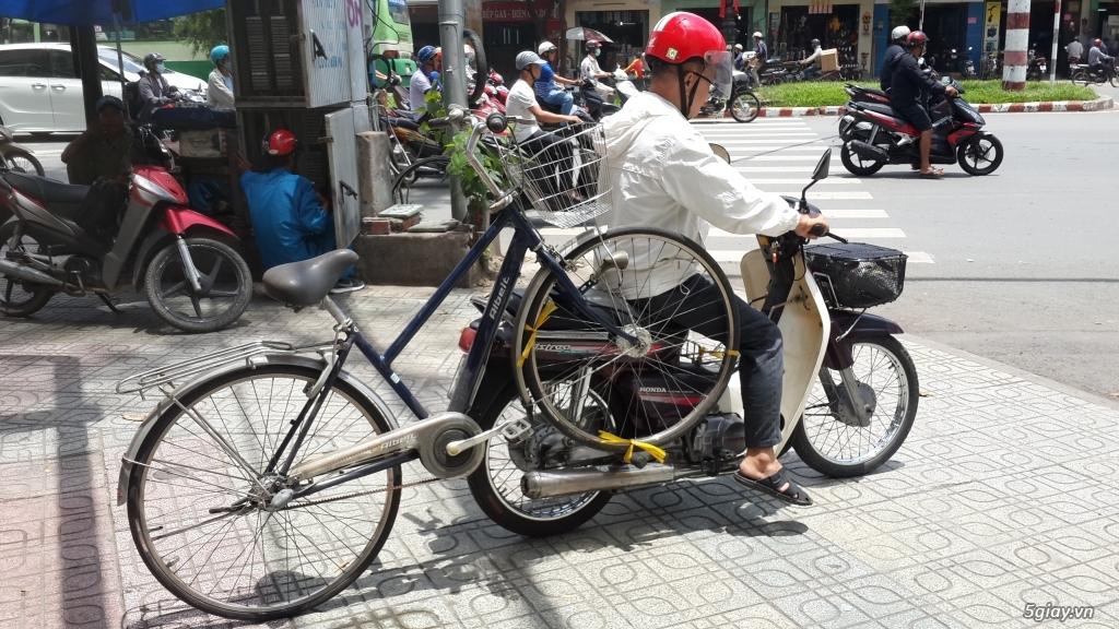 Xe đạp Nhật đã qua sử dụng giá rẻ! - 32