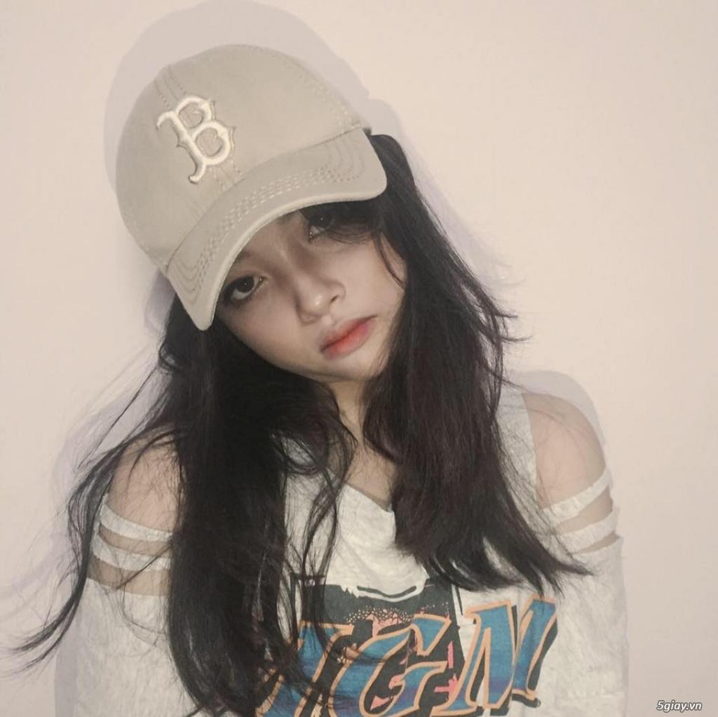 Nón bóng chày, nón bo đầu, made in koreaaa - 14