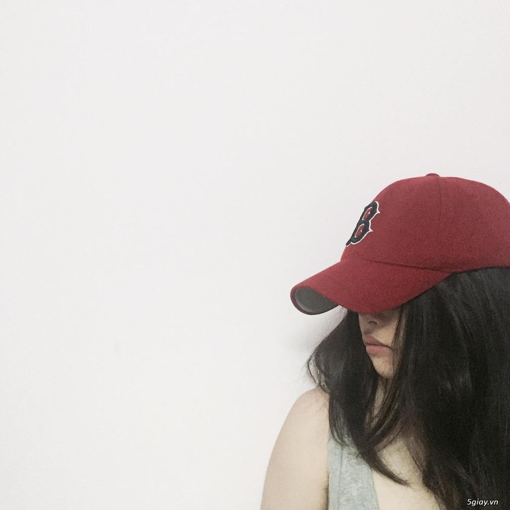 Nón bóng chày, nón bo đầu, made in koreaaa - 20