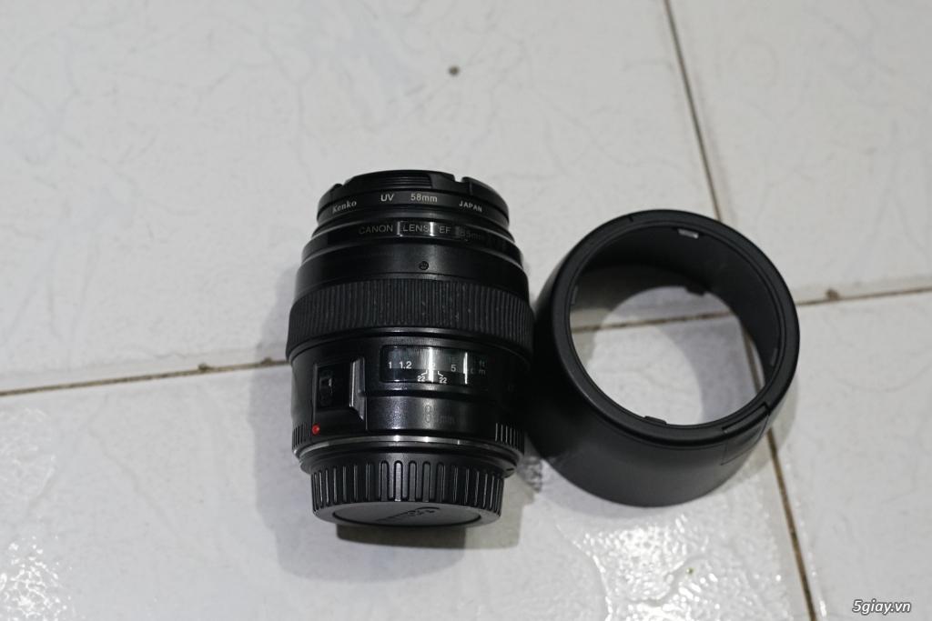 Canon 700d + kit 18-55 stm, Samyang 14 2.8, Canon 85 1.8, Steadicam Carbon( S60C) - 4