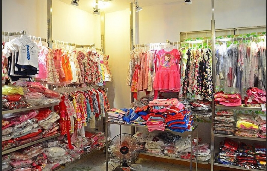Sang Shop quần áo trẻ em(gấp) - 1