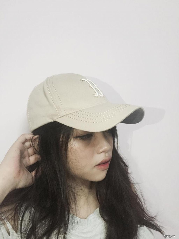 Nón bóng chày, nón bo đầu, made in koreaaa - 17