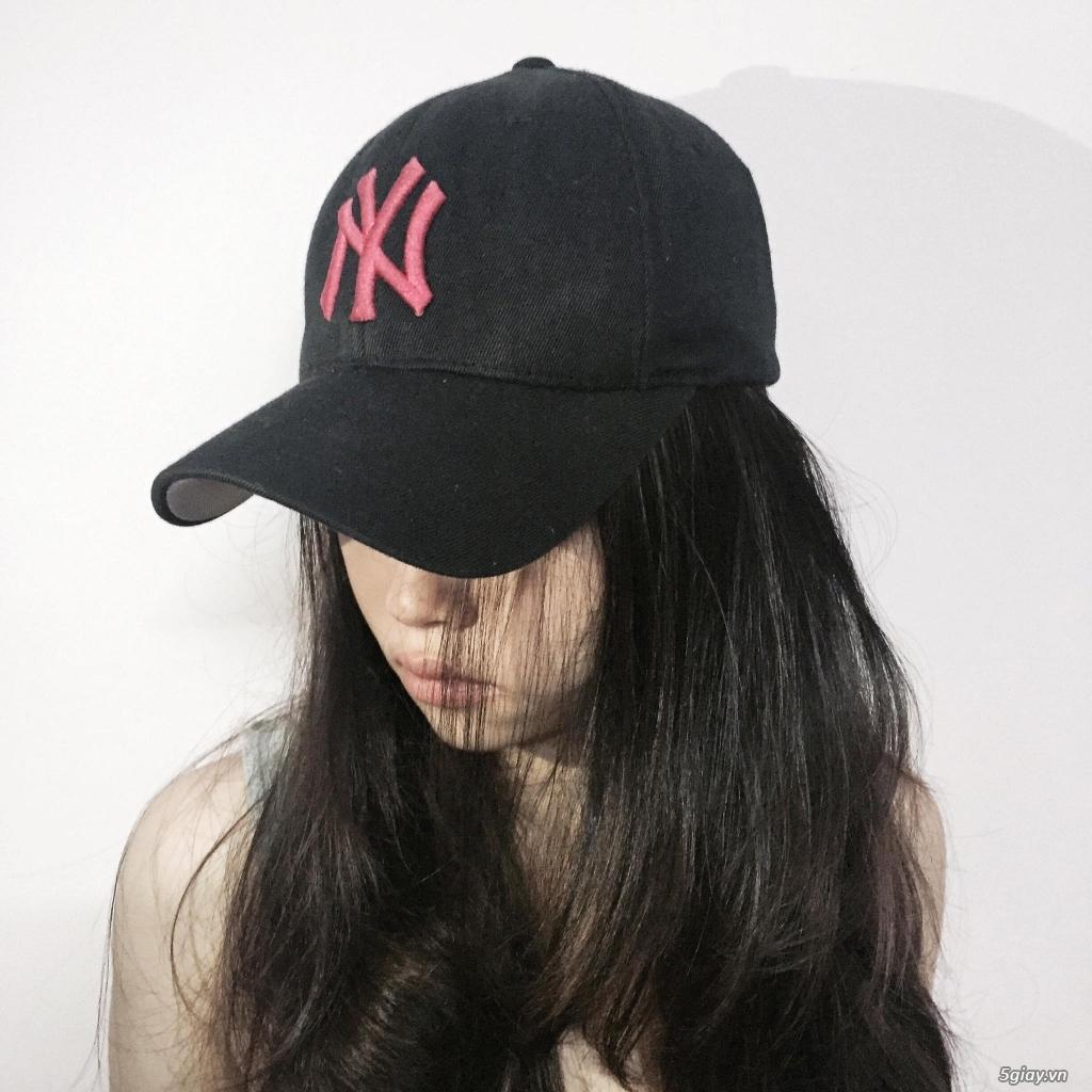 Nón bóng chày, nón bo đầu, made in koreaaa - 21