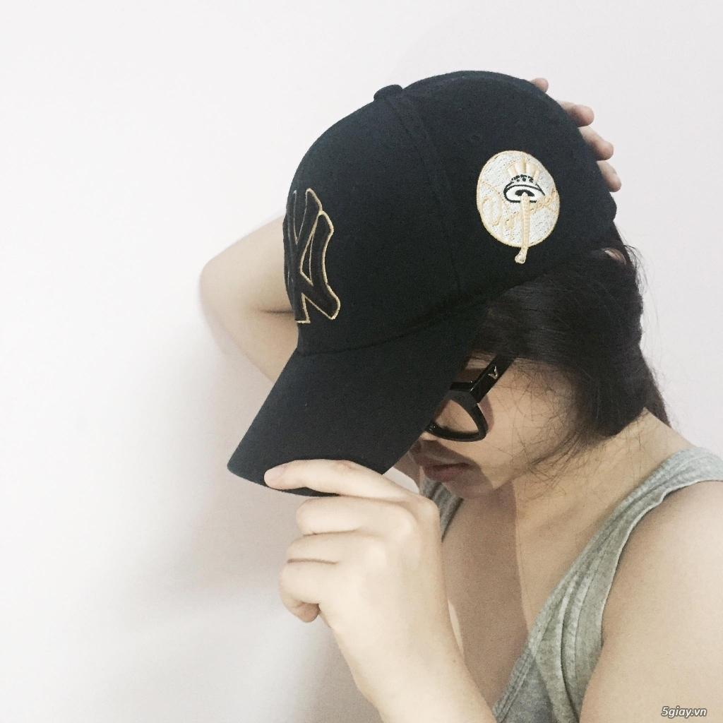 Nón bóng chày, nón bo đầu, made in koreaaa - 18