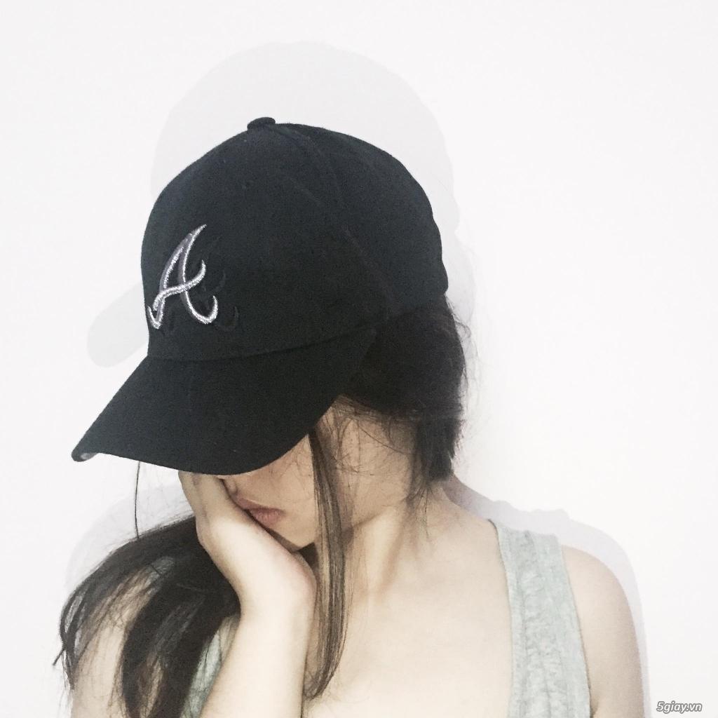 Nón bóng chày, nón bo đầu, made in koreaaa - 24