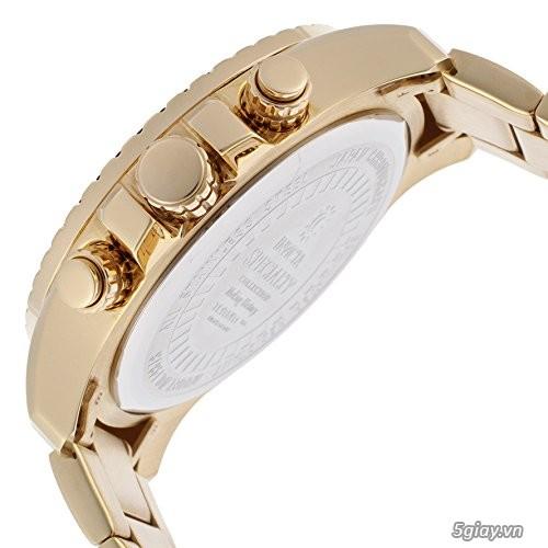 Bán đồng hồ Invicta 14878 chronograph gold rất menly & Pro - 9