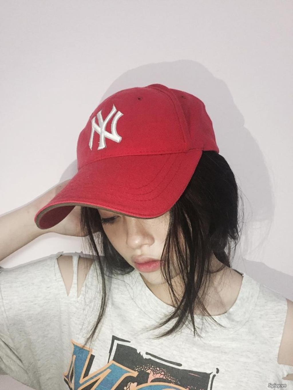 Nón bóng chày, nón bo đầu, made in koreaaa - 11