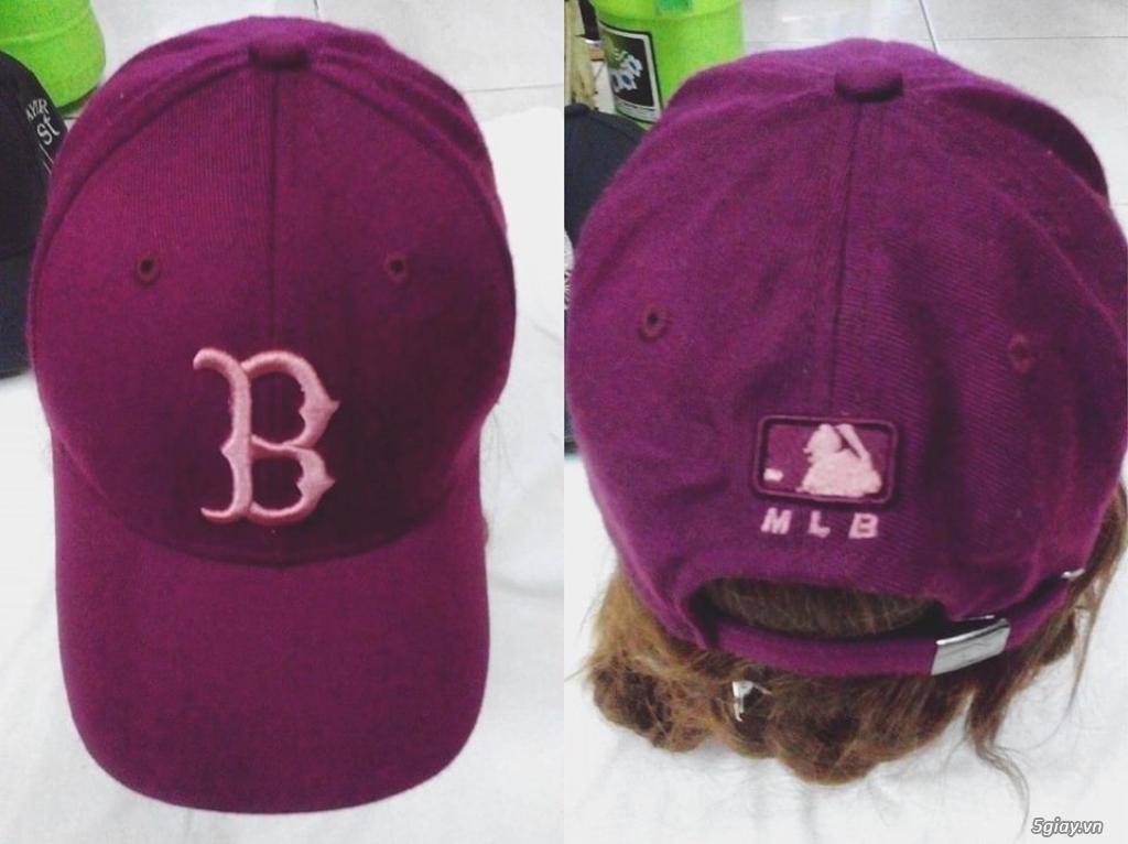 Nón bóng chày, nón bo đầu, made in koreaaa - 15