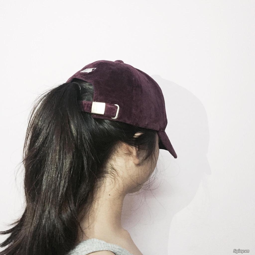 Nón bóng chày, nón bo đầu, made in koreaaa - 25