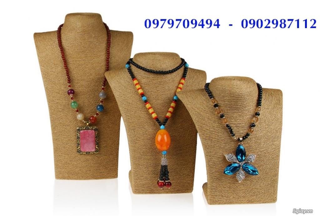 shop manocanh treo , móc áo nhung, inoc, gỗ, nhựa đủ loại dành cho shop & gia đình - 40