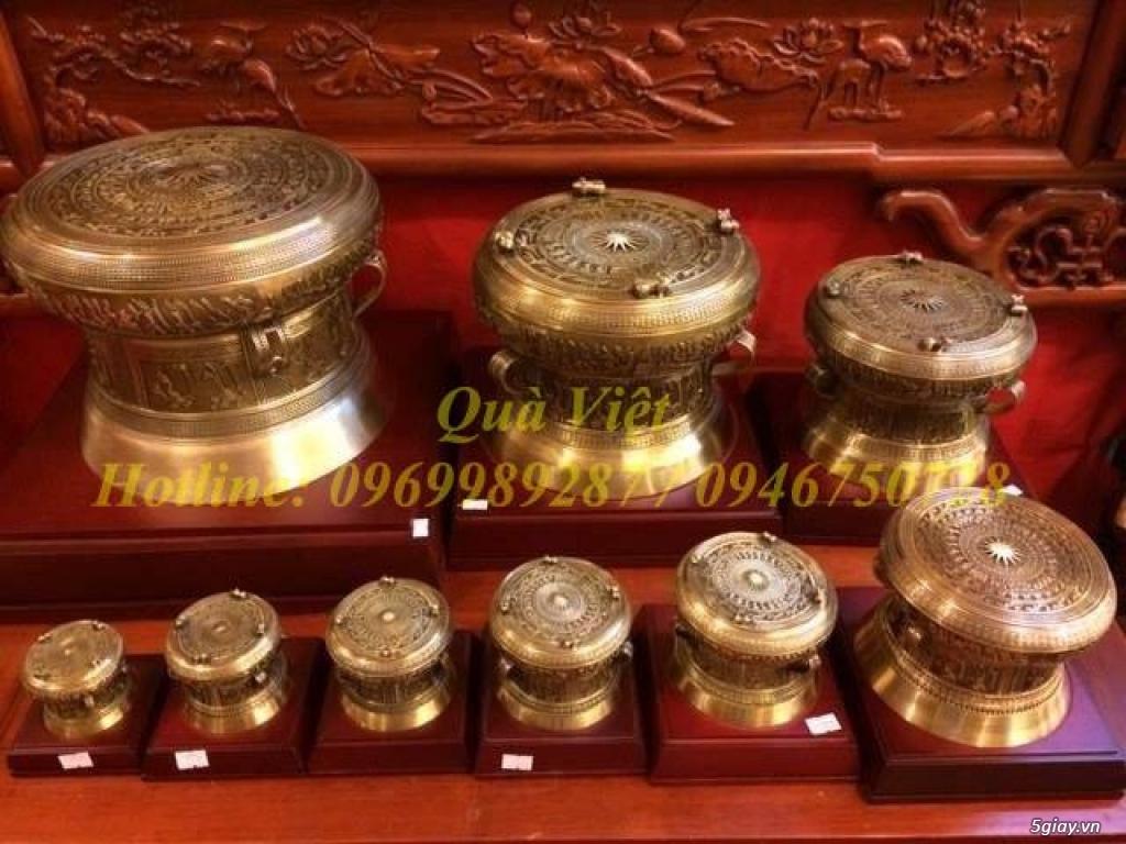 Trống đồng biểu tượng văn hóa Việt