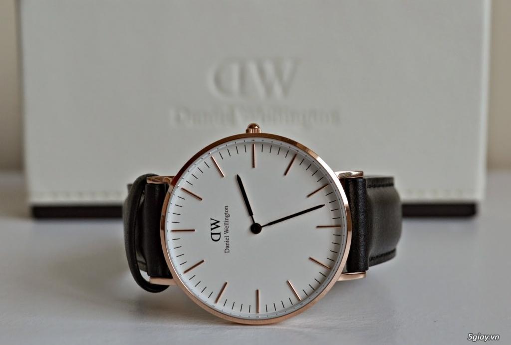 Bán gấp Đồng hồ xách tay Daniel Wellington (Có hình ảnh) - 1