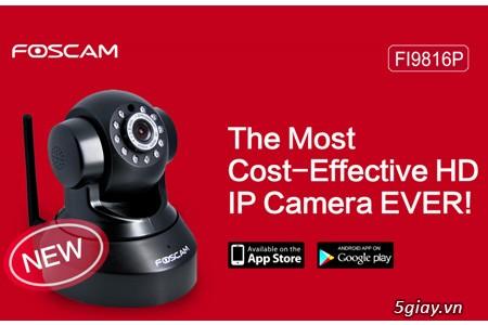 Camera IP Foscam FI9816P
