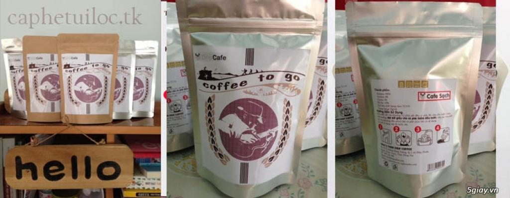 Cà Phê Túi Lọc Di Động - Drip coffee Filter -Drip Coffee - 1
