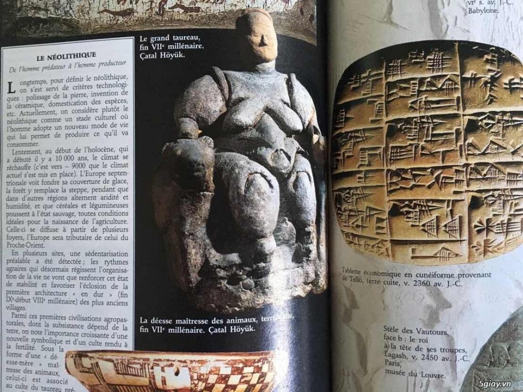 Từ điển bách khoa toàn thư Larousse của Pháp- Dictionnaire Encyclopédique Larousse - 1