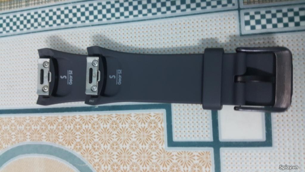 Dây đồng hồ Samsung gear S2 sport