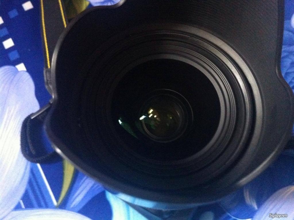 Nikon D7100 + sigma 18-35 f1.8 ra đi