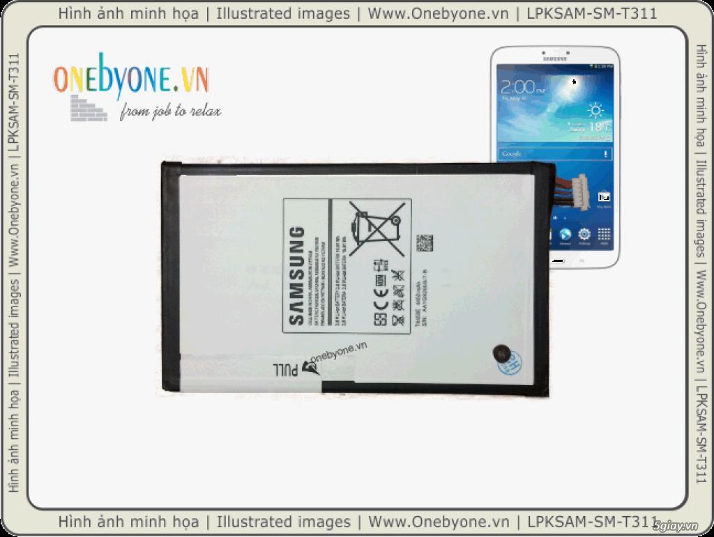 Pin máy tính bảng samsung galaxy tab 3 8.0 - 6