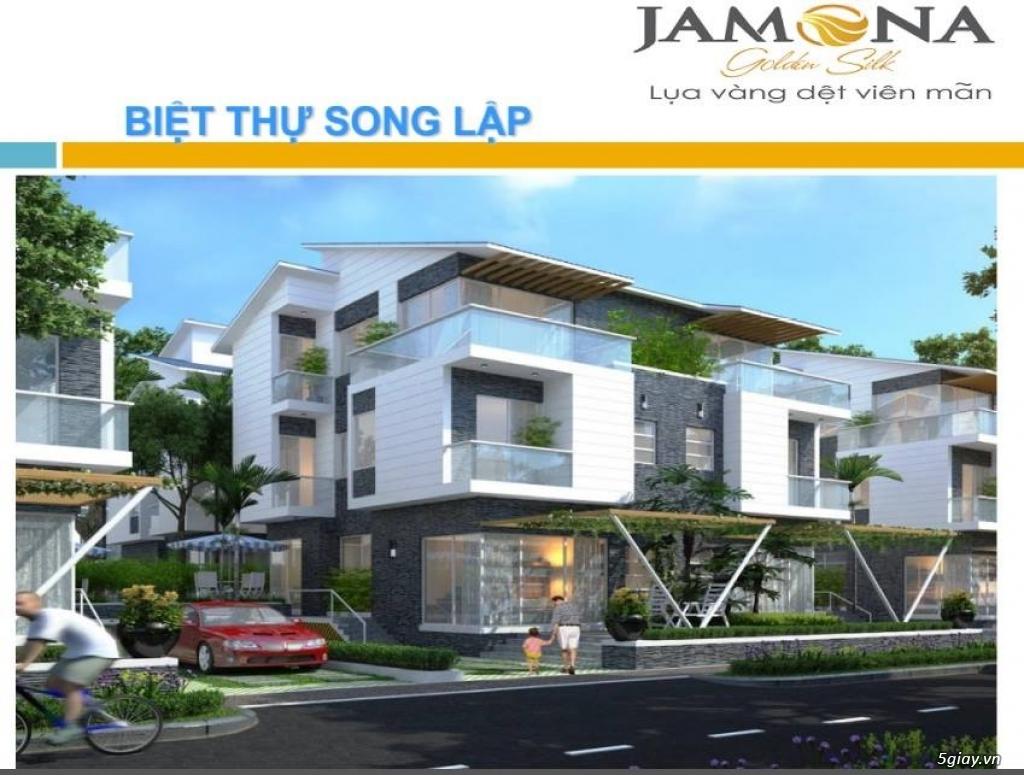 Mở bán biệt thự - nhà phố liên kế Jamona Golden Silk tọa lạc tại MT Bùi Văn Ba - 10