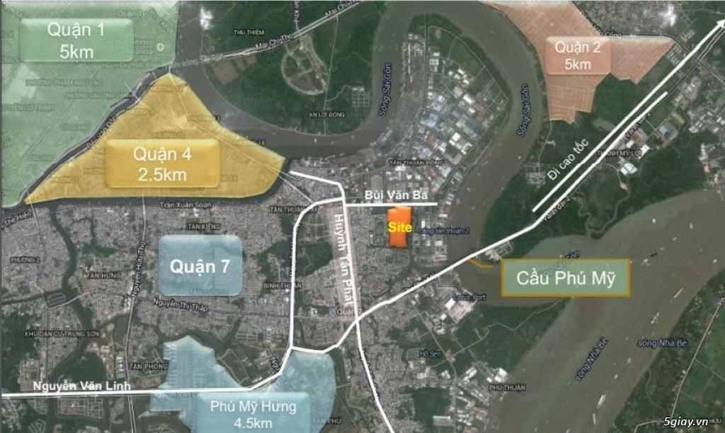 Mở bán biệt thự - nhà phố liên kế Jamona Golden Silk tọa lạc tại MT Bùi Văn Ba - 6