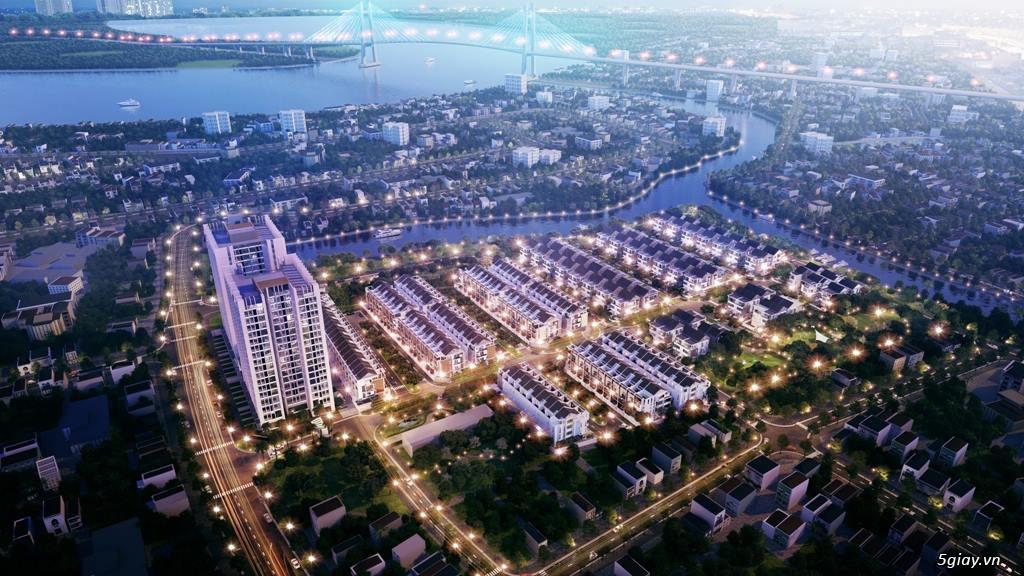 Mở bán biệt thự - nhà phố liên kế Jamona Golden Silk tọa lạc tại MT Bùi Văn Ba