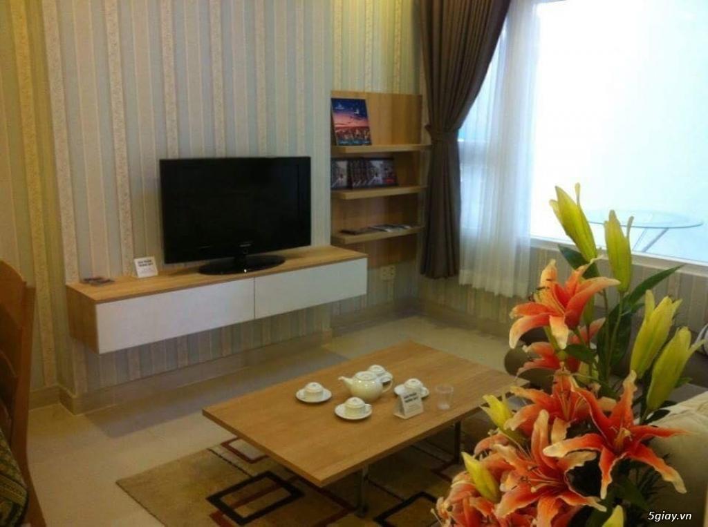 Bán gấp căn hộ chung cư 2 phòng ngủ, thuộc dự án Saigonres Plaza - 1
