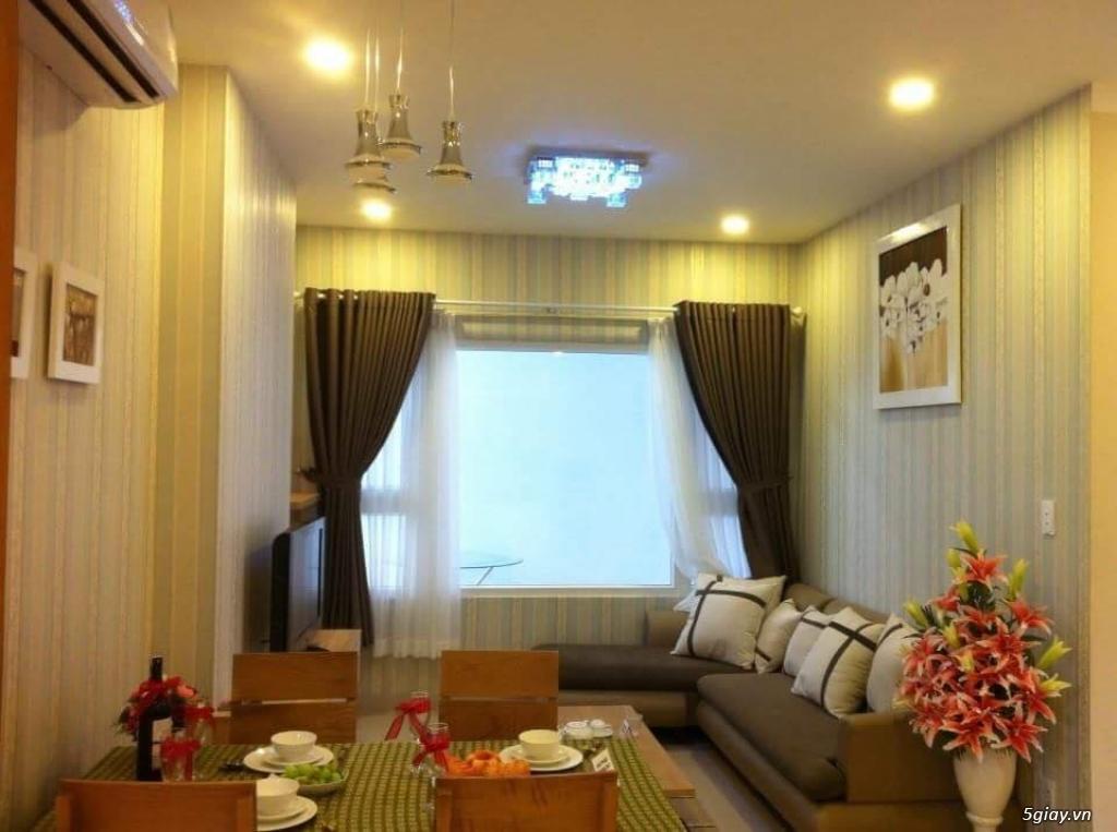 Bán gấp căn hộ chung cư 2 phòng ngủ, thuộc dự án Saigonres Plaza - 2