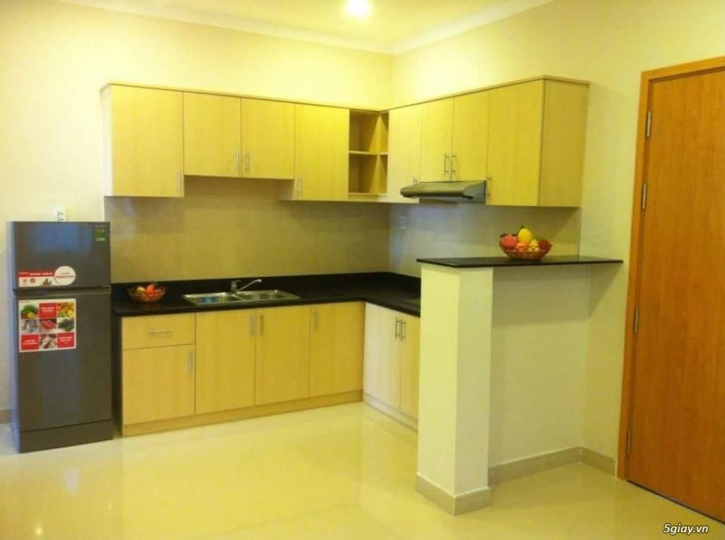 Bán gấp căn hộ chung cư 2 phòng ngủ, thuộc dự án Saigonres Plaza