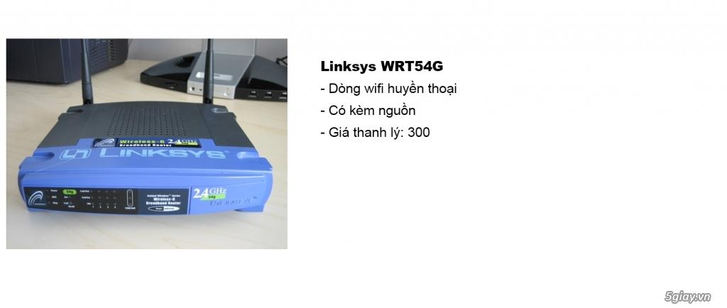 Thanh lý Router draytek và vài wifi chuyên dụng của Mỹ - 4