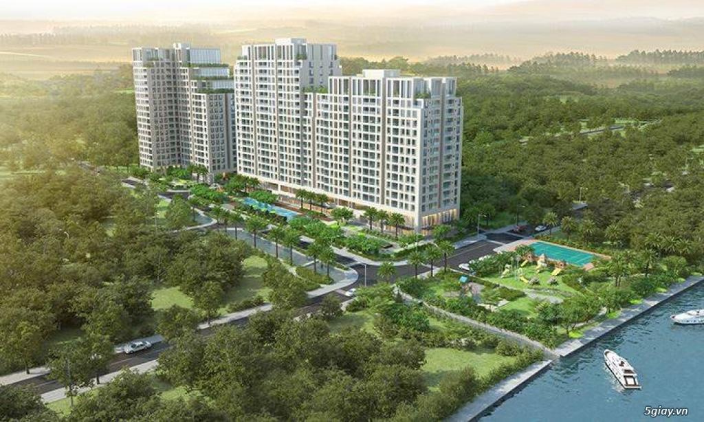 Bán gấp căn hộ chung cư 2 phòng ngủ, thuộc dự án Saigonres Plaza - 5