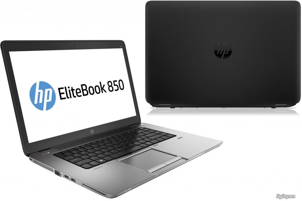 List hàng Laptop HP: 820G1 - G2, 840G1-G2, 640G1, Folio 9470M, Elitebook 850, Envy 15,.... - 2