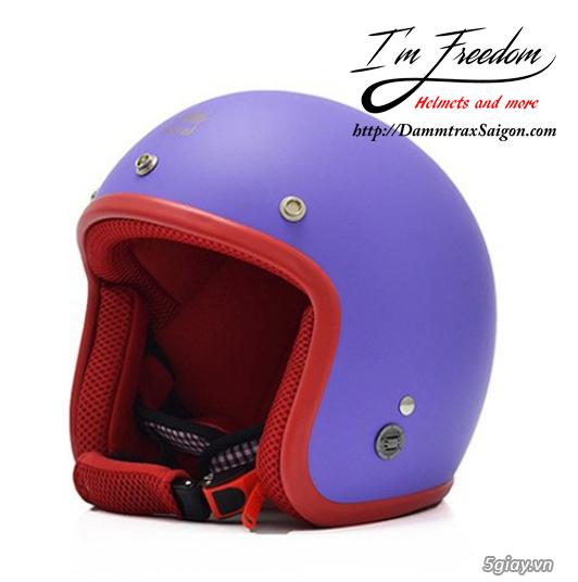 I'm Freedom Store - chuyên kinh doanh Dammtrax và đồ bảo hộ mô tô/xe máy - 15