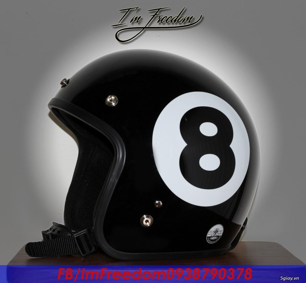 I'm Freedom Store - chuyên kinh doanh Dammtrax và đồ bảo hộ mô tô/xe máy - 4
