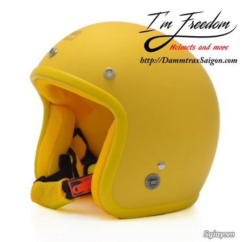 I'm Freedom Store - chuyên kinh doanh Dammtrax và đồ bảo hộ mô tô/xe máy - 19