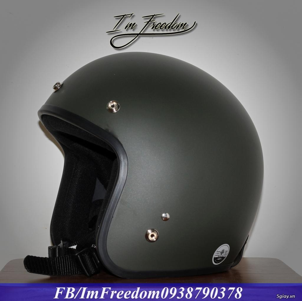 I'm Freedom Store - chuyên kinh doanh Dammtrax và đồ bảo hộ mô tô/xe máy - 1