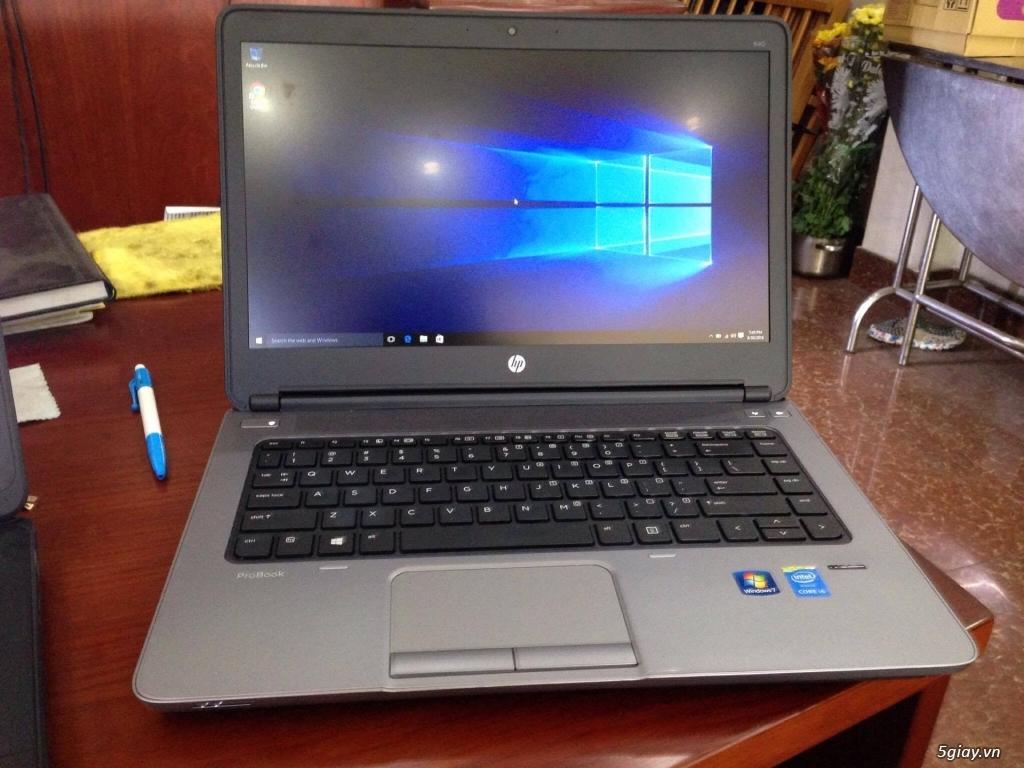 List hàng Laptop HP: 820G1 - G2, 840G1-G2, 640G1, Folio 9470M, Elitebook 850, Envy 15,.... - 12