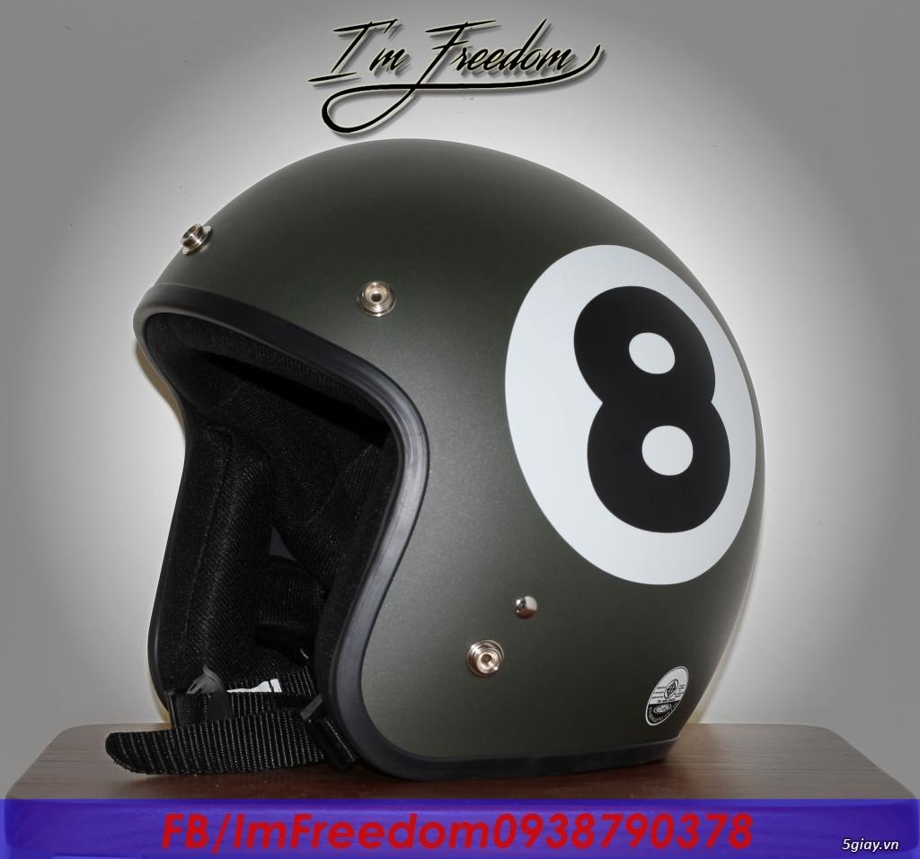 I'm Freedom Store - chuyên kinh doanh Dammtrax và đồ bảo hộ mô tô/xe máy - 5