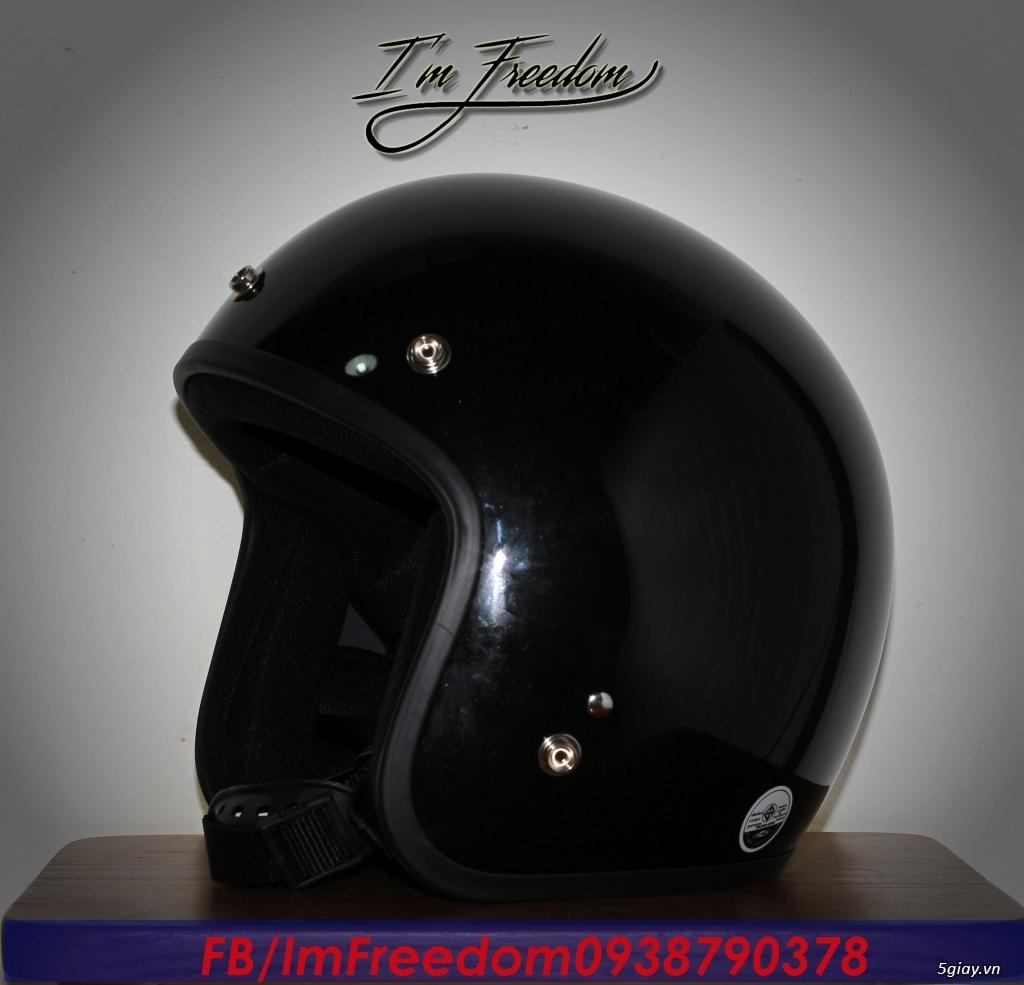 I'm Freedom Store - chuyên kinh doanh Dammtrax và đồ bảo hộ mô tô/xe máy