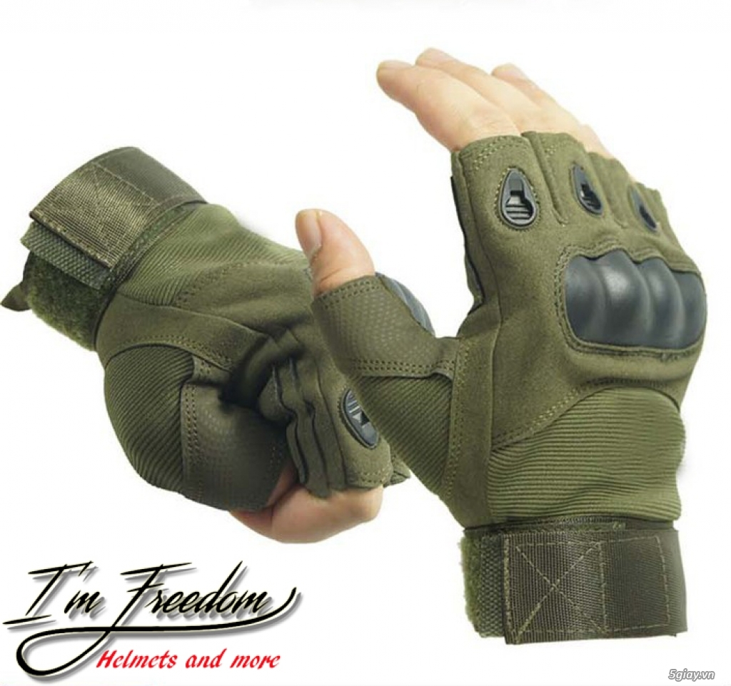 I'm Freedom Store - chuyên kinh doanh Dammtrax và đồ bảo hộ mô tô/xe máy - 25