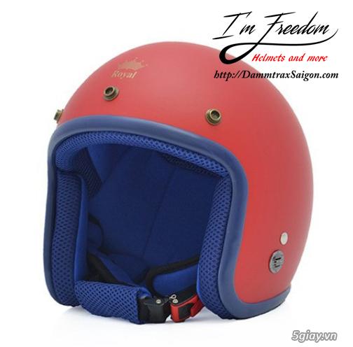 I'm Freedom Store - chuyên kinh doanh Dammtrax và đồ bảo hộ mô tô/xe máy - 21