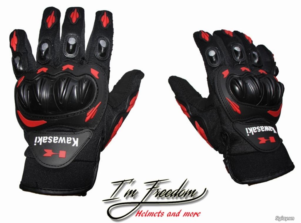 I'm Freedom Store - chuyên kinh doanh Dammtrax và đồ bảo hộ mô tô/xe máy - 32