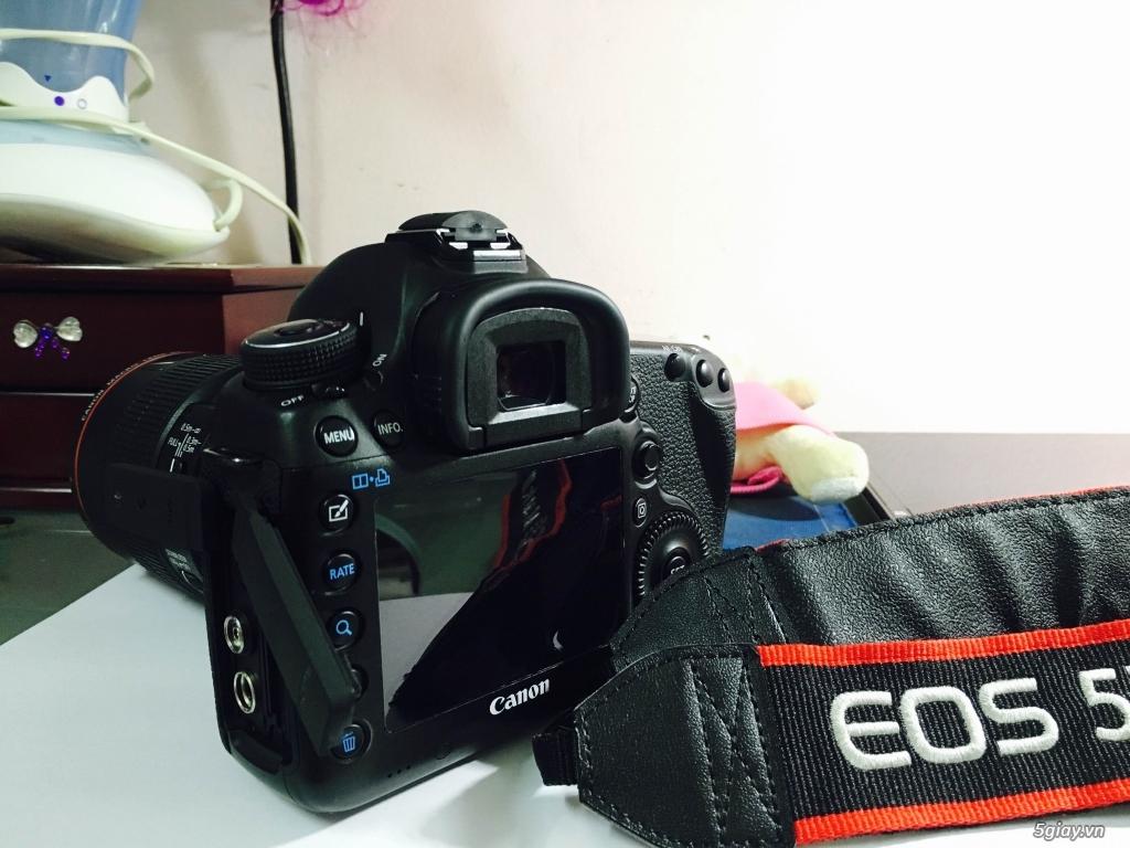 HCM-Cần bán DSLR Body Canon 5D Mark III - 3