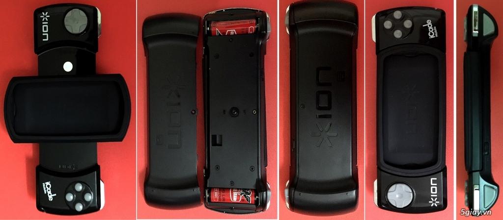 Bộ remote + Nunchuk cho Wii, Adaptor XBOX nhiều thứ linh kiện update thường xuyên... - 15