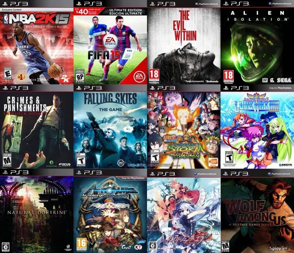 Chép Game PS3 tại nhà giá rẻ nhất TPHCM - PS3VN.COM - 16