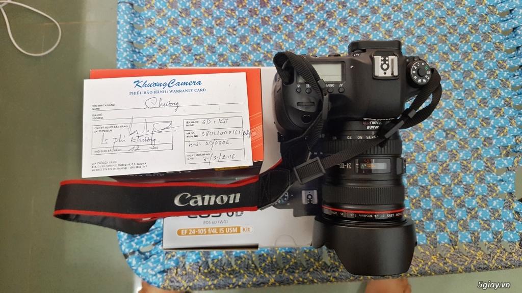 Canon 6d + 24 -105 f4 + grip pixel - 4