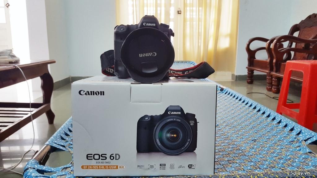 Canon 6d + 24 -105 f4 + grip pixel - 3