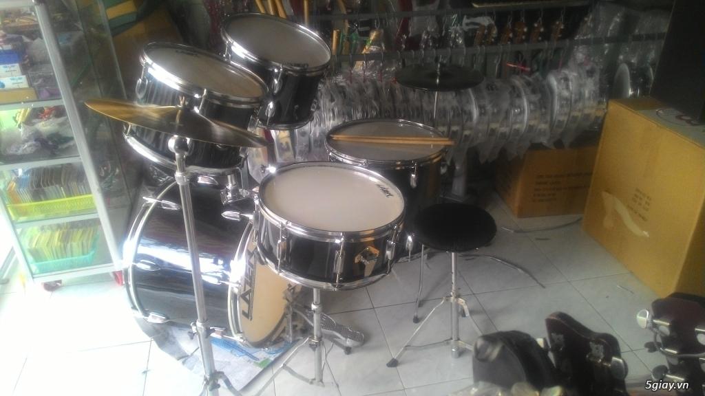 Thanh lí nhanh bộ trống Jazz lazer bình dương giá rẻ 3tr7 mới 100% - 1